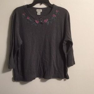 Classic Element Top Sweater NWOT size L